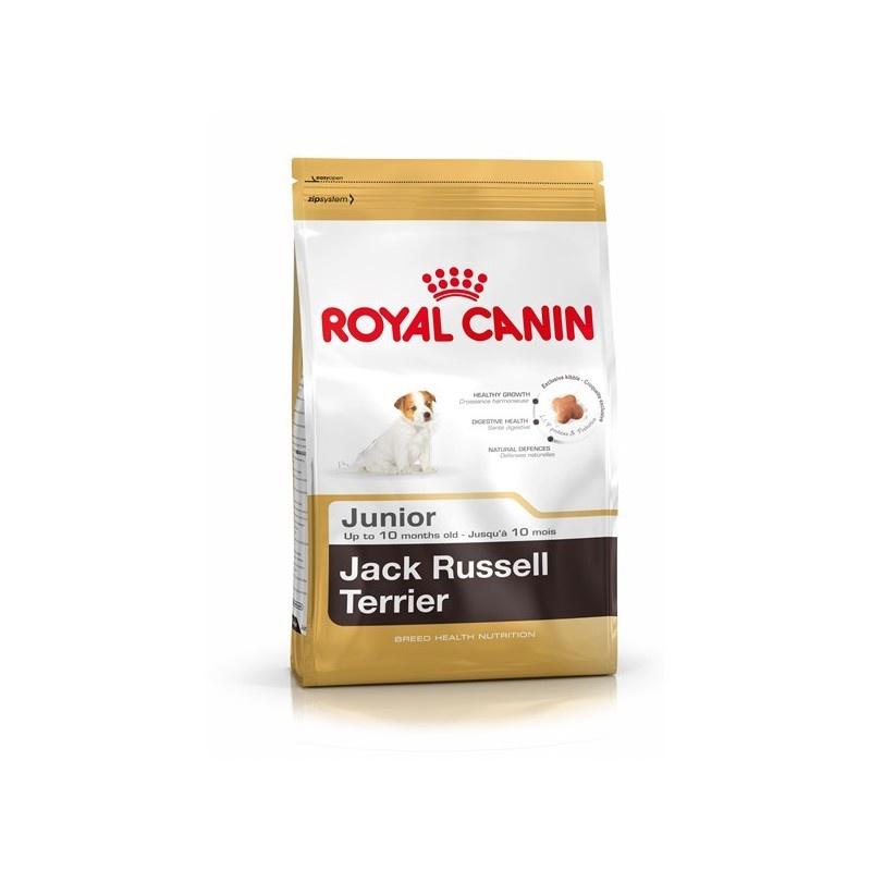 Royal Canin Jack Russel Terrier Junior - Роял Канин для щенков породы джек-рассел-терьер до 10 месяцев 500гр