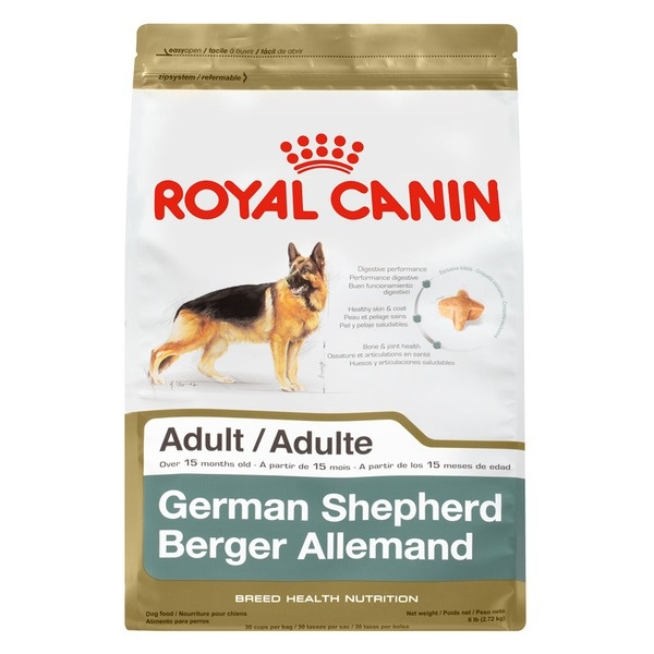 Royal Canin German Shepherd Adult - Роял Канин для Немецких овчарок старше 15 месяцев 11 кг