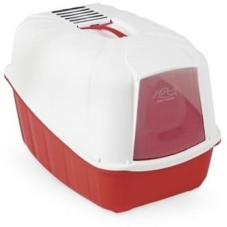 MPS KOMODA Био-туалет 54х39х40 см с совком красный