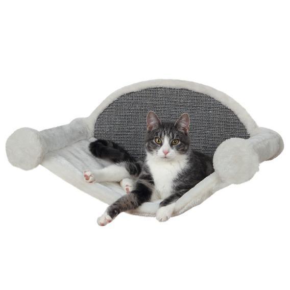 49920 TRIXIE Гамак для кошки 54х28х33 см, кремовый