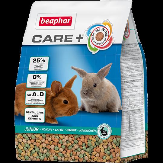 Beaphar Care+ корм для молодых кроликов 1,5 кг