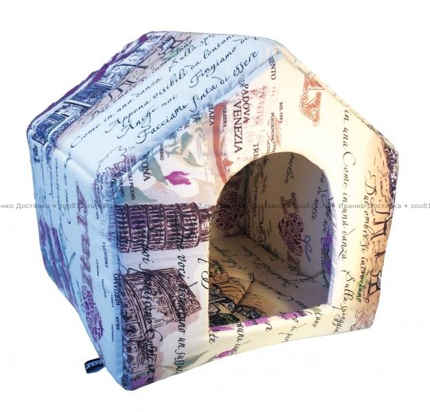 CLP Дом-будка Италия 44х44х43 см