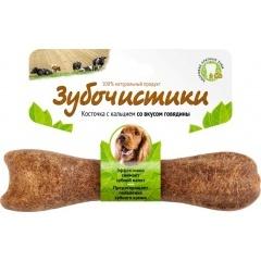 73303808 Зубочистики Лакомство для собак средних пород со вкусом говядины 95 гр