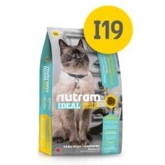 I19 NUTRAM Support Sensitive Cat - Нутрам Корм для кошек с чувствительными желудком, кожей и шерстью, 1,81 кг