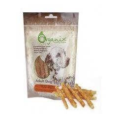 ORGANIX Chicken fillet/ twist stick Лакомство для собак Твистеры куриные 100 гр