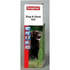 BEAPHAR DOG-A-DENT Гель для собак для чистки зубов 100 гр