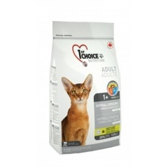 1ST CHOICE Hypoallergenic - Фёст Чойс Гапоаллергенный корм для кошек с уткой и картофелем