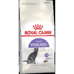 Royal Canin Sterilised 37 Роял Канин Корм для кастрированных котов и стерилизованных кошек