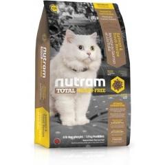 Т24 Nutram GF Salmon&Trout - Нутрам Беззерновой Корм для кошек с лососем и форелью