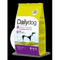 DAILYDOG Adult Medium&Large Breed Дейлидог  корм для собак средних и крупных пород с уткой и овсом