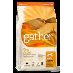 GATHER Free Acres Chicken DF - Гатер корм для собак с курицей