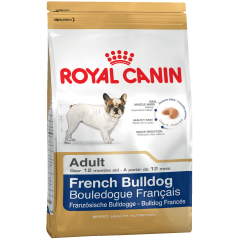 Royal Canin French Bulldog Adult - Роял Канин для собак породы французский бульдог старше 12 месяцев