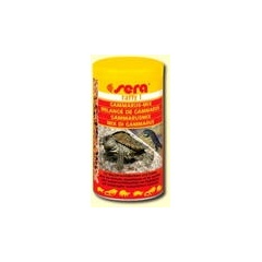 SERA RAFFI I Корм для всех видов плотоядных черепах 250 мл