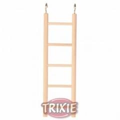 5813 TRIXIE Лестница для птиц деревянная 28 см