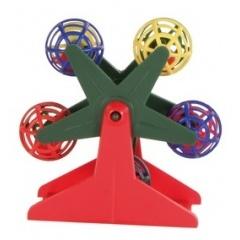 5355 TRIXIE Игрушка для птиц Карусель с шариками