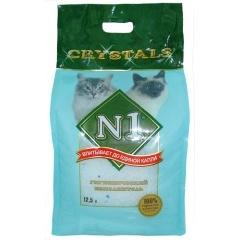 №1 Crystals Наполнитель силикагелевый 12,5 л