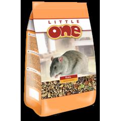 LITTLE ONE Корм для крыс 400 гр