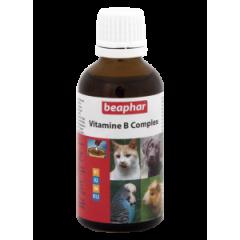 Beaphar VITAMINE-B-KOMPLEX  Комплекс витаминов группы В для всех животных 50 мл
