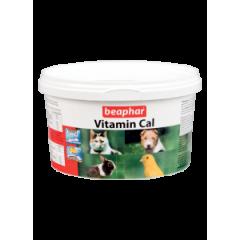 Beaphar VITAMIN CAL Минеральная добавка для животных для укрепления иммунитета 250 гр