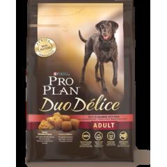 PROPLAN Duo Delice Проплан сухой корм для собак с лососем и рисом