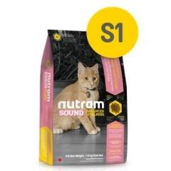 S1 NUTRAM Natural KITTEN Food - Нутрам Корм для котят, 1,8 кг