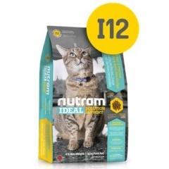 I12 NUTRAM Support Weight Control Cat Food - Нутрам Корм для кошек Контроль веса