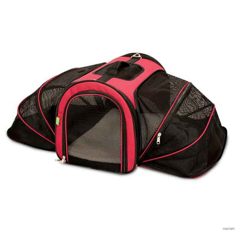 DCC0026AL TRIOL Переноска-палатка 2 в 1 (домик/переноска) 80х52х32см