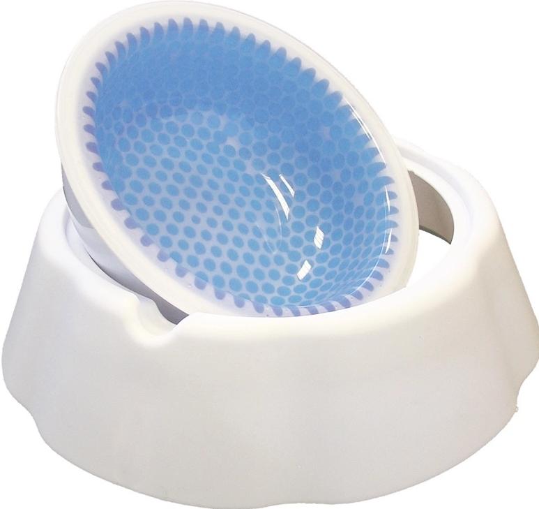 Nobby Миска пластиковая охлаждающая FRESH 950 мл
